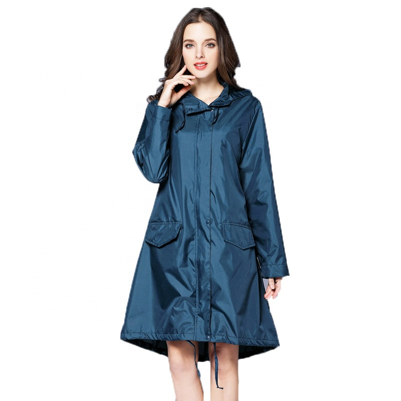 <b>Women winter waterproof raincoat with clothing factories in</b>