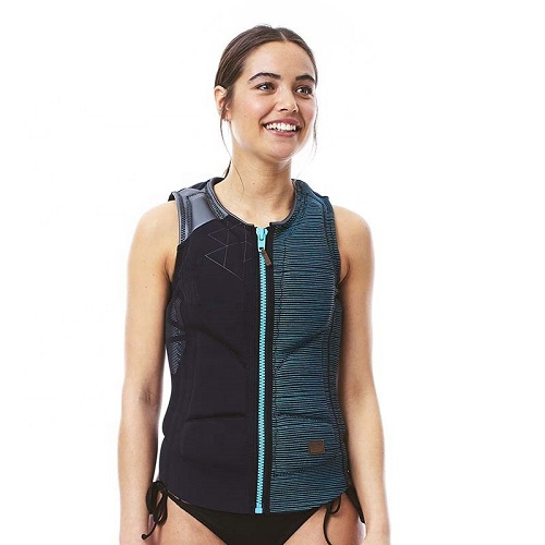 New waterski life sailing vest survival impact vest for wome